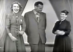 Charles and Ray Eames on the Home Show with Arlene Francis