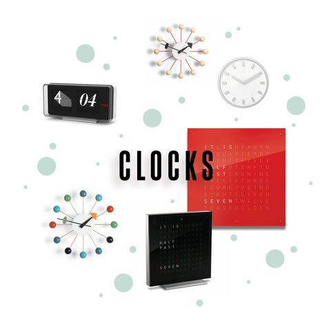 Clocks WB Jamieson