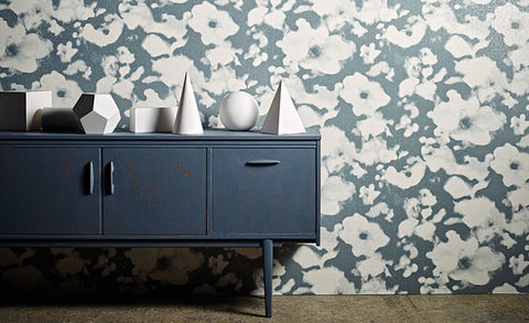 Black Edition Wallcovering available from WB Jamieson