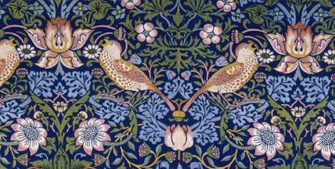 Arts and Crafts  - William Morris design - WB Jamieson