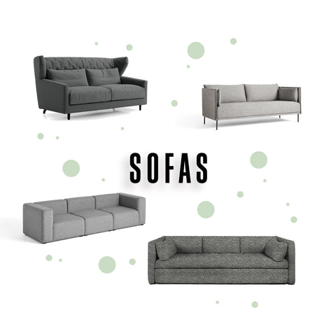 Sofas from WB Jamieson