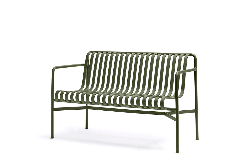 HAY - Palissade Dining Bench - Chairs & stools - HAY - WB Jamieson