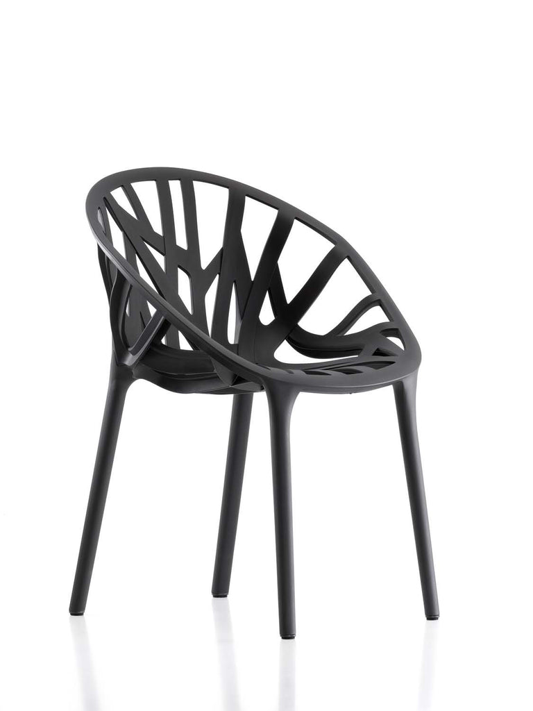 The Vitra Vegetal chair from WB Jamieson UK furniture and interior design specialists.