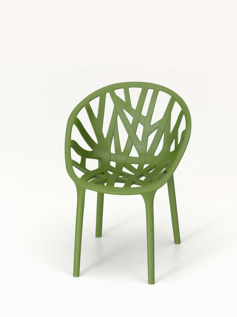 Vitra Vegetal chair from WB Jamieson takes inspiration from organic forms. Available from WB Jamieson UK furniture and interior design specialist.