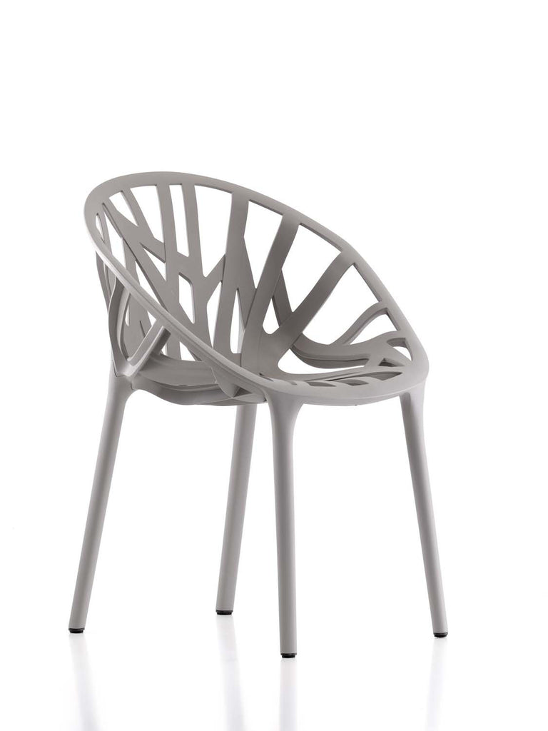 The vitra vegetal from WB Jamieson is an organic shaped chair available from WB Jamieson UK furniture and interior design specialists.