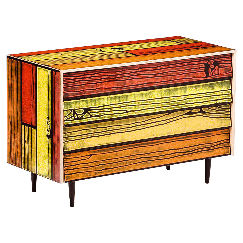 Established & Sons - WrongWoods Chest of Drawers - Storage - Established & Sons - WB Jamieson
