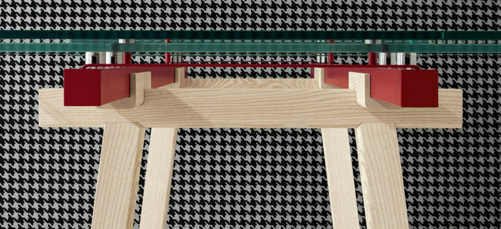 Bonaldo - Tracks Dining Table - Tables - Bonaldo - WB Jamieson