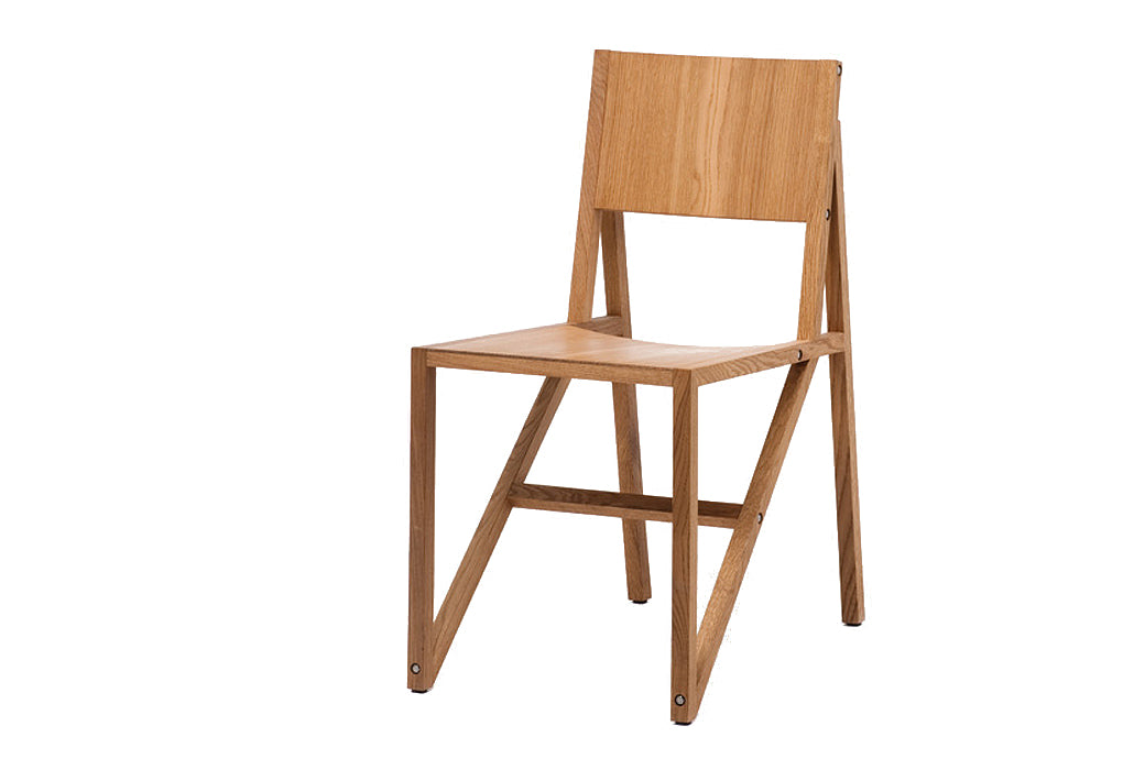 Established & Sons - Frame Chair ( Set of 2 ) - Chairs & stools - Established & Sons - WB Jamieson