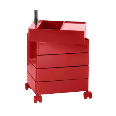 Magis - 360 Degrees Container - Red - In Stock - Storage - Magis - WB Jamieson