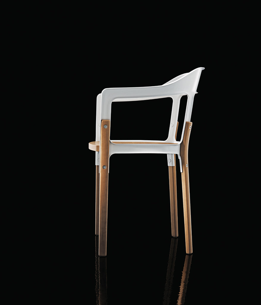 Magis - Steelwood Chair - In Stock - ready to ship - Magis - WB Jamieson
