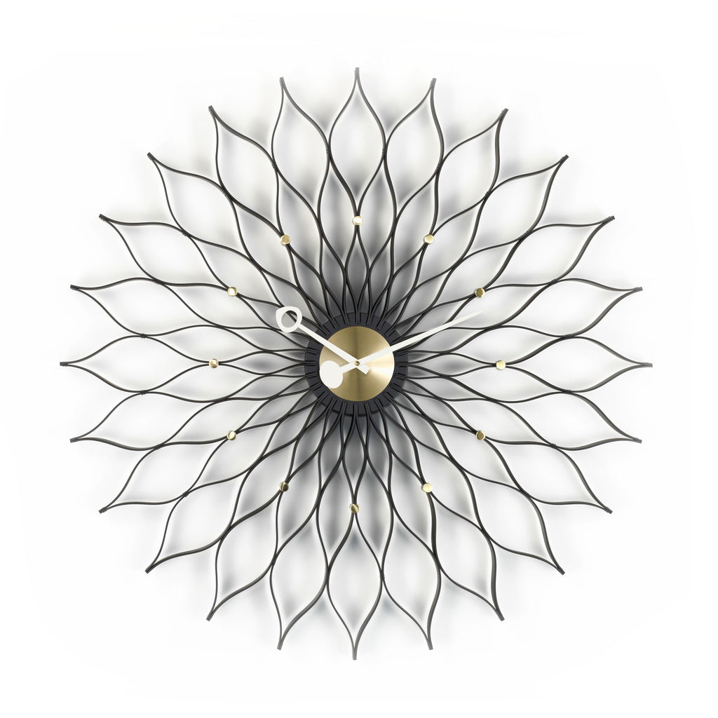 Sunflower Clock - In Stock - Accessories - Vitra - WB Jamieson
