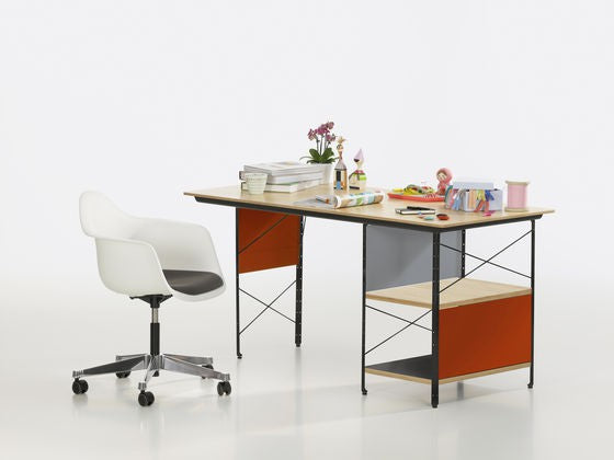 Vitra - Eames Desk Unit EDU - Tables - Vitra - WB Jamieson