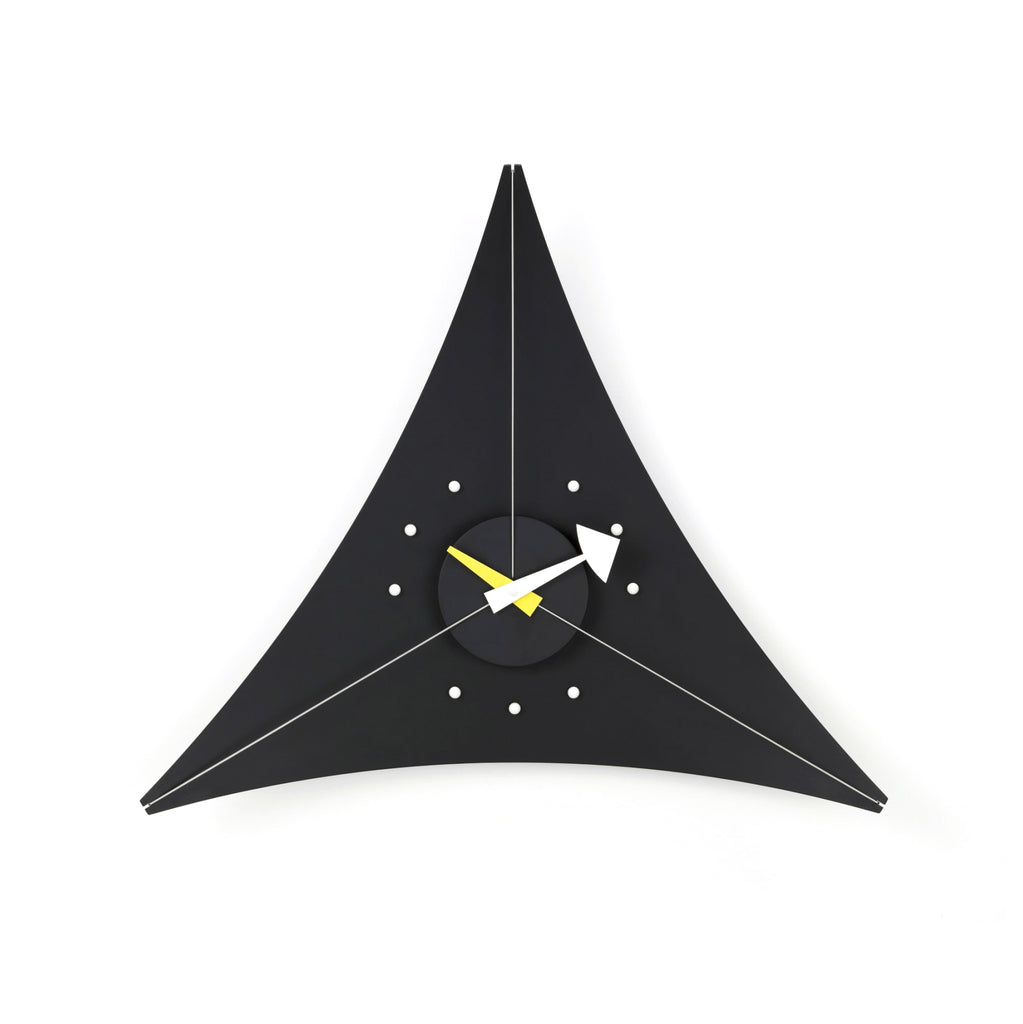 Vitra - Triangle Clock - In Stock - ready to ship - Vitra - WB Jamieson