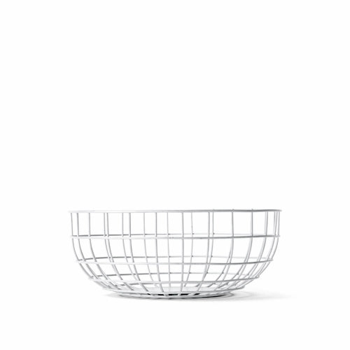Menu - Wire Bowl - In Stock - ready to ship - Menu - WB Jamieson