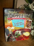 Murder on the Grill Mystery Game Dinner Party in a Box for 8 Adults New Unused 2003 Home Entertaining by Bepuzzled