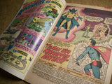 Superboy Superman Super Hero Comic Book Vintage DC Comics Blockbuster Anniversary Edition Magazine Jan 1982 No 25 Gift for Boy Man Teen