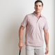 Pima Cotton Hairline Stripe Polo