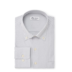 Natural Touch Sport Shirt Gale Grey
