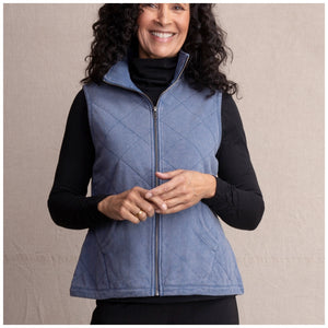Cotton Quilted Vest