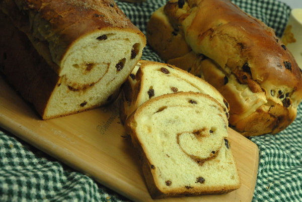 Cinnamon Raisin Bread - Reinwald's Bakery