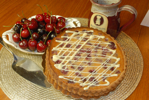 Cherries & Cream Torte - Reinwald's Bakery