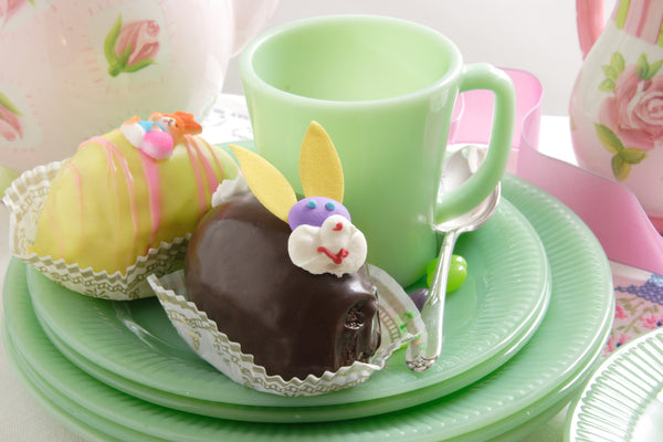 Mini Chocolate Bunny Cake - Reinwald's Bakery - 2