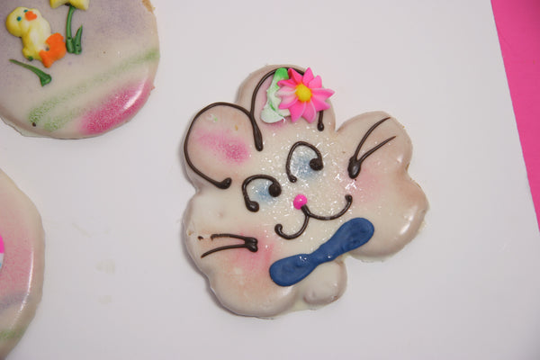 Bunny Face Cookies - Reinwald's Bakery