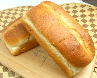 White Bread - Reinwald's Bakery
