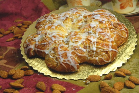 Almond Danish Ring - Reinwald's Bakery
