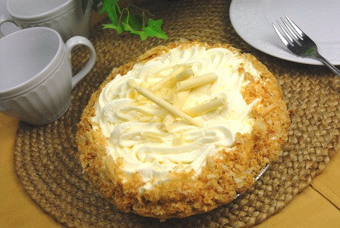 Banana Cream Pie - Reinwald's Bakery