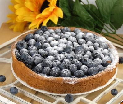 Fresh Blueberry Cake - Reinwald's Bakery
