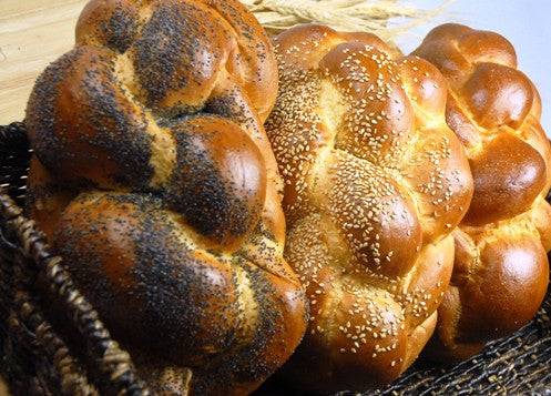 Raisin Challah Bread - Reinwald's Bakery