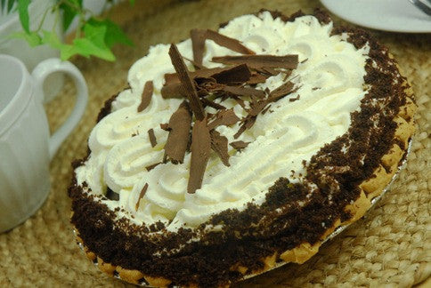 Chocolate Cream Pie - Reinwald's Bakery