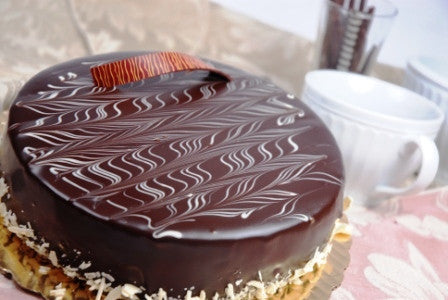 Chocolate Mousse Cake (Large) - Reinwald's Bakery