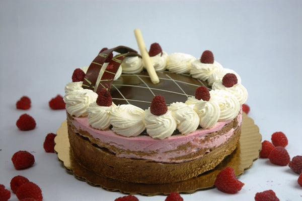 Chocolate & Raspberry Mousse - Reinwald's Bakery