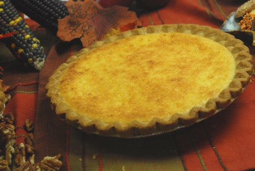 Coconut Custard Pie - Reinwald's Bakery