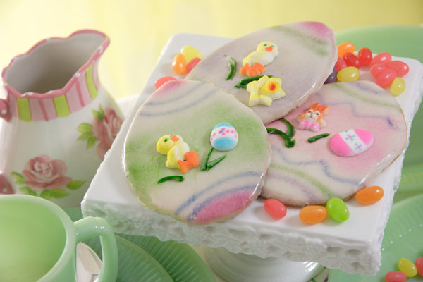 Easter Egg Cookies - Reinwald's Bakery