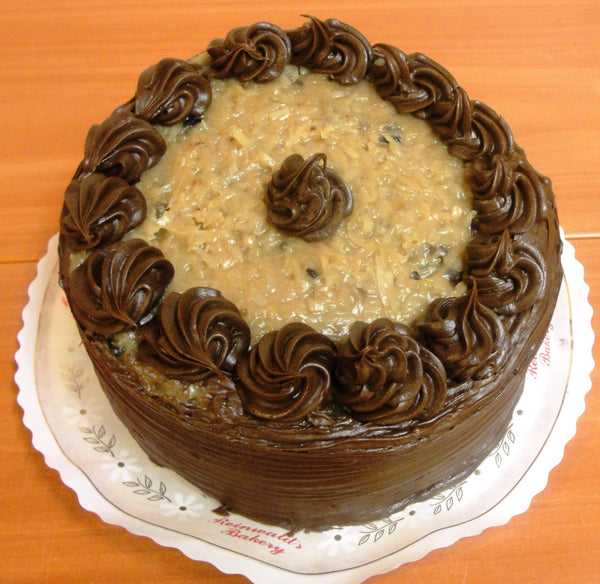 German Chocolate Layer - Reinwald's Bakery