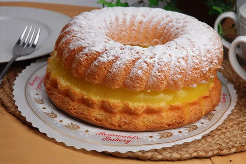 Lemon Chiffon Ring - Reinwald's Bakery