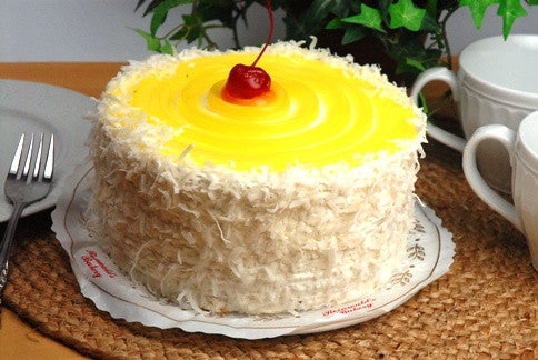 Lemon Coconut Layer - Reinwald's Bakery