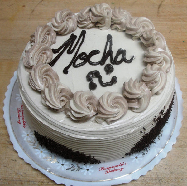 Mocha Layer - Reinwald's Bakery