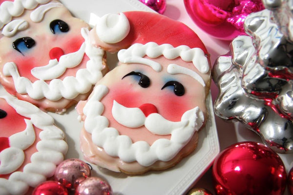 Santa Clause Cookies - Reinwald's Bakery - 1