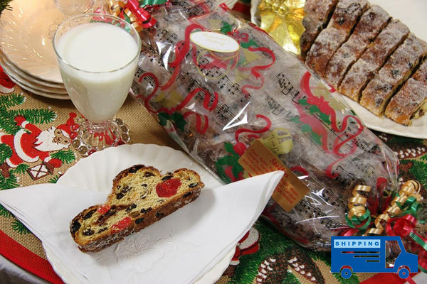 German Christmas Stollen - Reinwald's Bakery - 1
