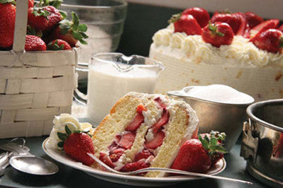 Strawberry Shortcake - Reinwald's Bakery