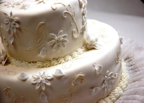 Wedding Cake 10 - Reinwald's Bakery