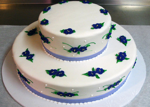 Wedding Cake 11 - Reinwald's Bakery - 1