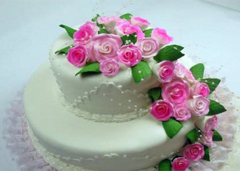 Wedding Cake 3 - Reinwald's Bakery - 1