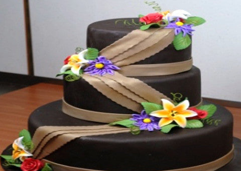 Wedding Cake 5 - Reinwald's Bakery