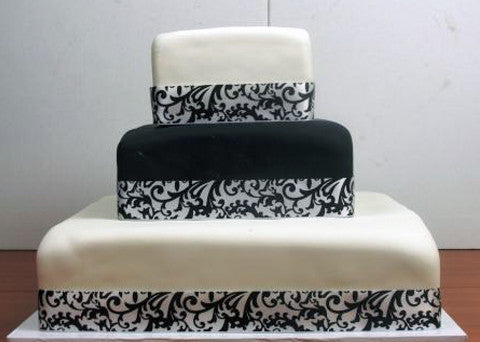 Wedding Cake 6 - Reinwald's Bakery