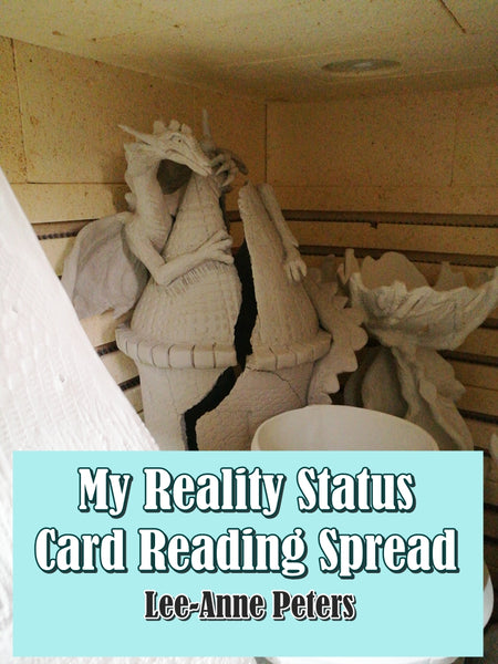 Healing Energy Cards - 'My Reality Status' Spread